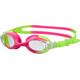arena X-Lite Okulary pływackie Dzieci zielony/różowy